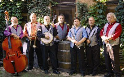 Open Air  Papa Binnes Jazzband