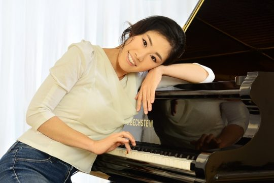 Ju Ae Ha, Pianistin_Internet